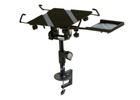 Quik lok Lph/t supporto per laptop con fissaggio da tavolo