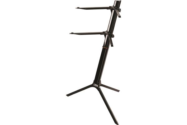 Quik Lok SL911BK Supporto Tastiere Nero metallizzato - Tastiere Accessori - Supporti per Tastiera