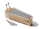 Sonor Amp 1 metallofono alto , c1 - a2, c-scala maggiore, una fi