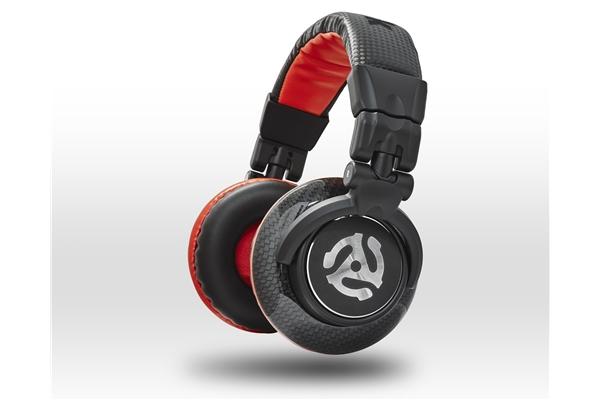 Numark RED WAVE CARBON: CUFFIA PROFESSIONALE PER DJ & PRODUCER - Dj Equipment Cuffie - Cuffie