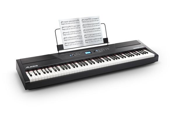 Alesis RECITAL PRO: PIANOFORTE DIGITALE CON TASTIERA 88 TASTI HAMMER-ACTION