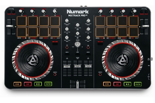 Numark Mixtrack PRO, MIDI Controller con interfaccia audio USB