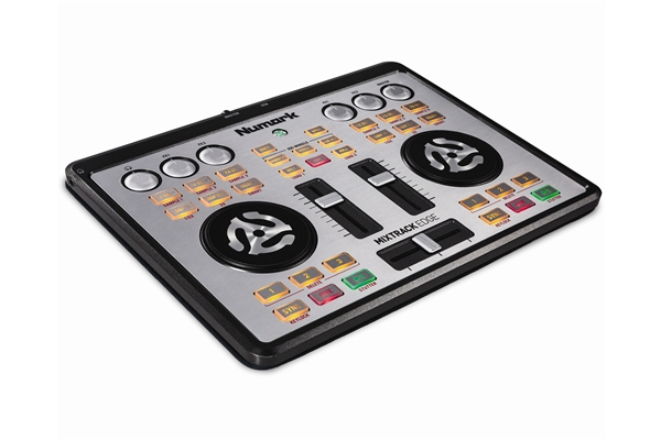 Numark Mictrack Edge Midi Controller due canali con interfaccia audio