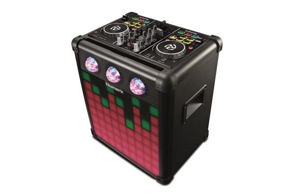 Numark Party Mix Pro - Dj Equipment Controller Dj