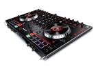 Numark NS6II DJ CONSOLE MIDI A 4 DECK CON SCHEDA AUDIO, SUPPORTO DVS E 2 PORTE USB