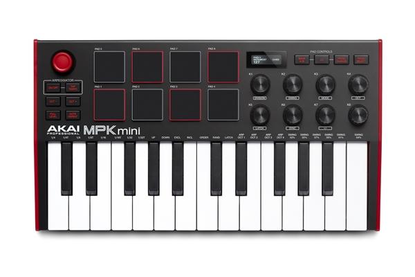 Akai-Professional-MPK-MINI-MKIII-sku-1070015543
