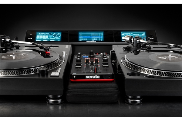 Numark DASHBOARD: BARRA CON 3 MONITOR LCD DA 4.3 PER SERATO DJ