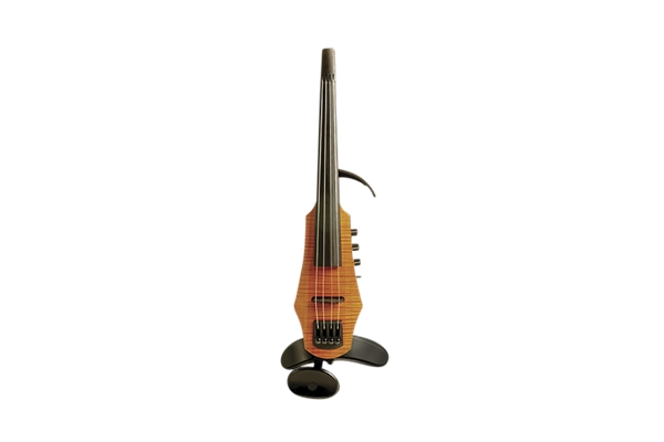 NS Design CR Electric Viola 4 Amber Stain