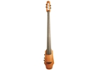 NS Design CR Electric Cello 4 Amber Stain