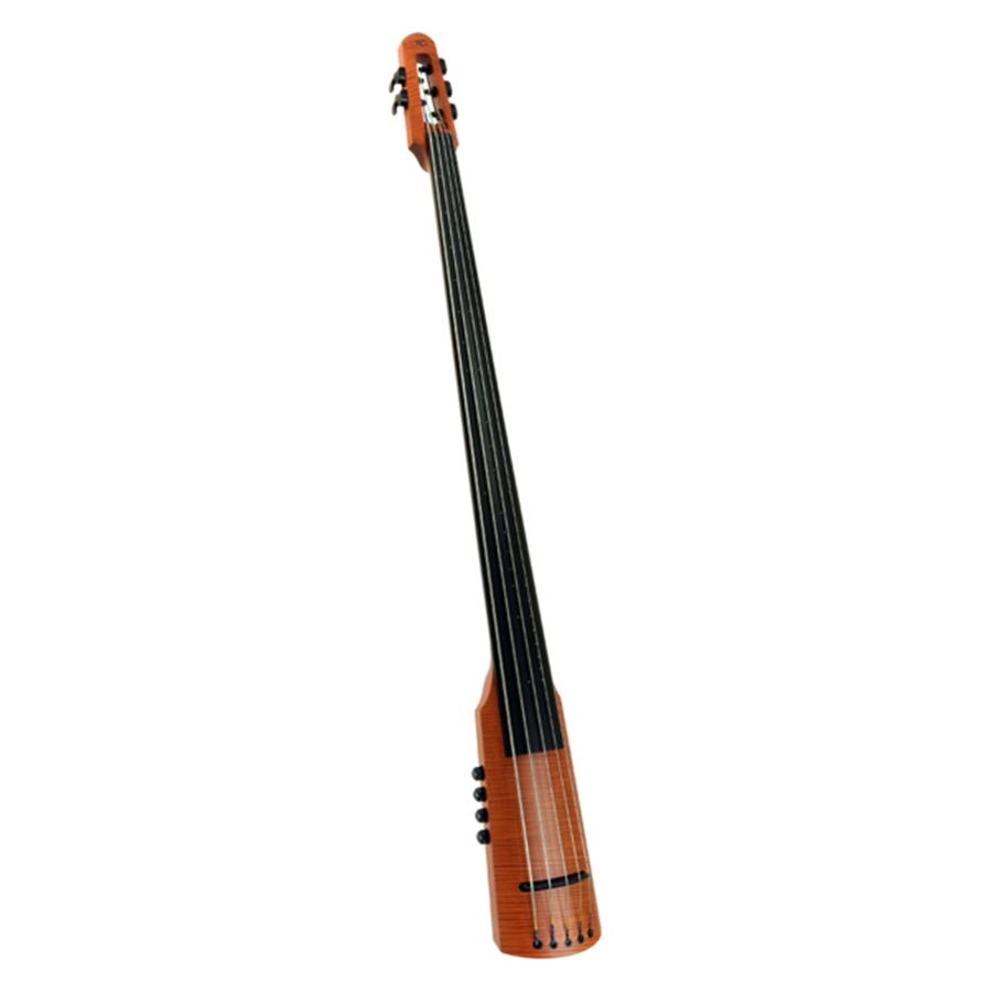 NS DESIGN CR ELECTRIC UPRIGHT BASS 5 AMBER STAIN