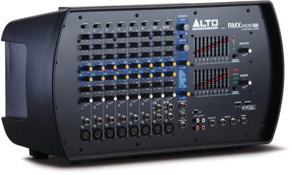 Alto Professional EMPIRE RMX2408 DFX - Voce - Audio Mixer Passivi