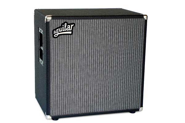 Aguilar DB 410 - 8 ohm - black
