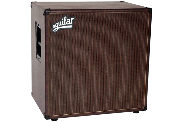 Aguilar DB 410 - 4 ohm - chocolate thunder