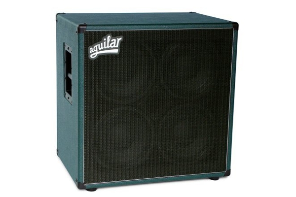 Aguilar DB 410 - 4 ohm - monster green