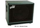 Aguilar DB 115 - 8 ohm - monster green