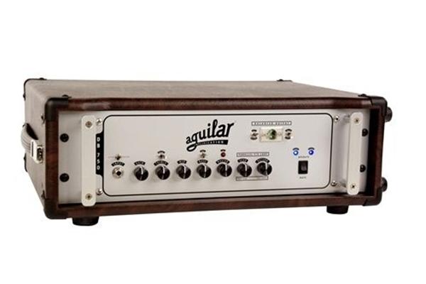 Aguilar DB 751 - chocolate thunder case