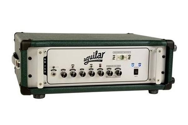 Aguilar DB 751 - monster green case