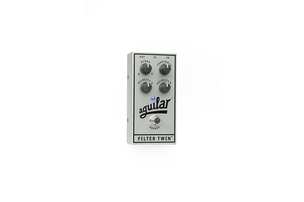 AGUILAR FILTER TWIN SILVER ANNIVERSARY