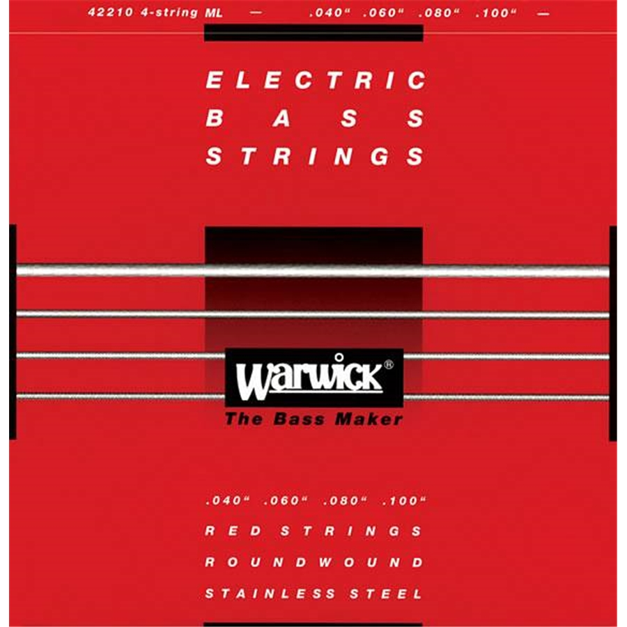 Warwick 41210 ML 4 040/100