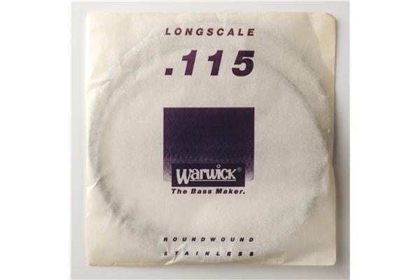 Warwick Single String Black Label .115