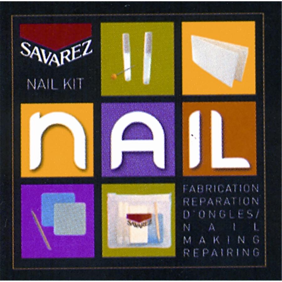 Savarez KITS1 Kit di riparazione unghie