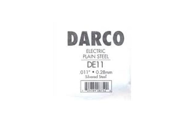 DE11 - Ricambio, Elec .011 Ind,Silvered Steel
