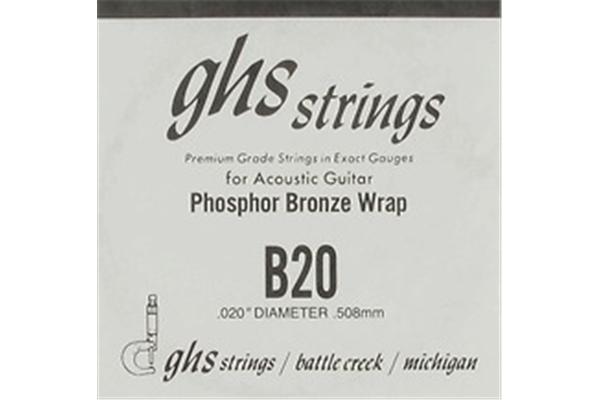GHS B20 Phosphor Bronze