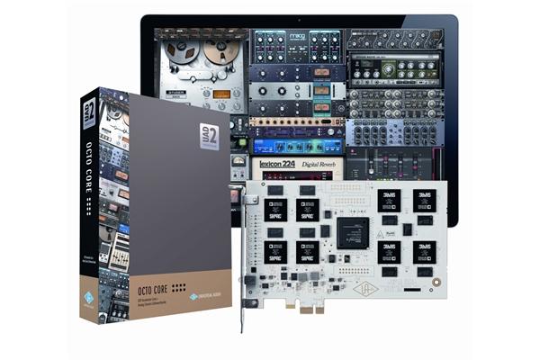 Universal Audio UAD-2 OCTO Core - Voce - Audio Schede Audio ed Interfacce MIDI