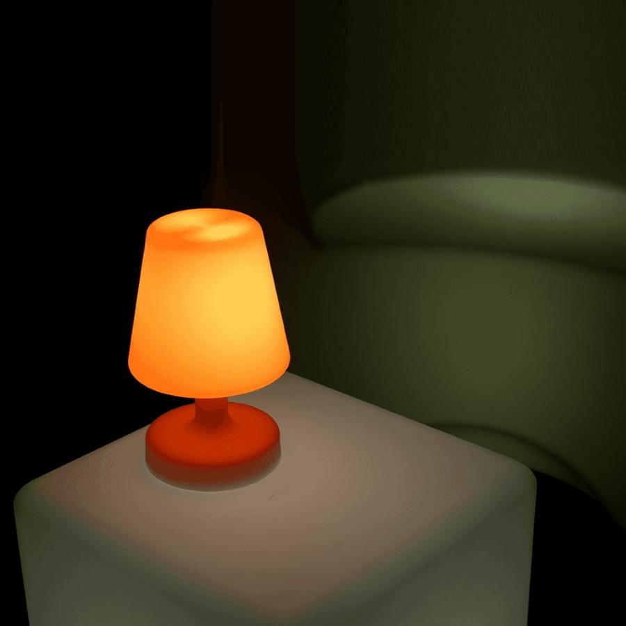ALGAM L30 LAMPADA DA TAVOLO LUMINOSA DECORATIVA