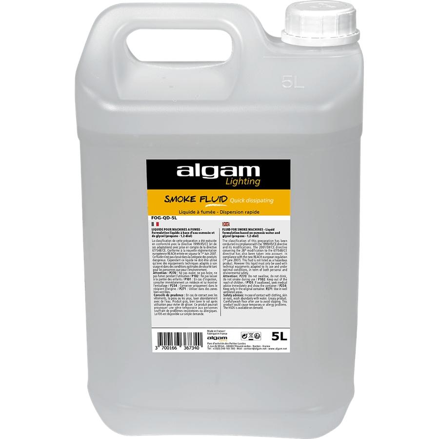 ALGAM FOG-QD-5L LIQUIDO FUMO DISPERSIONE RAPIDA EFFETTO CO2 5L