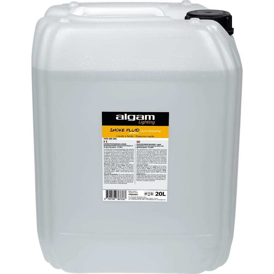 ALGAM FOG-QD-20L LIQUIDO FUMO DISPERSIONE RAPIDA EFFETTO CO2 20L