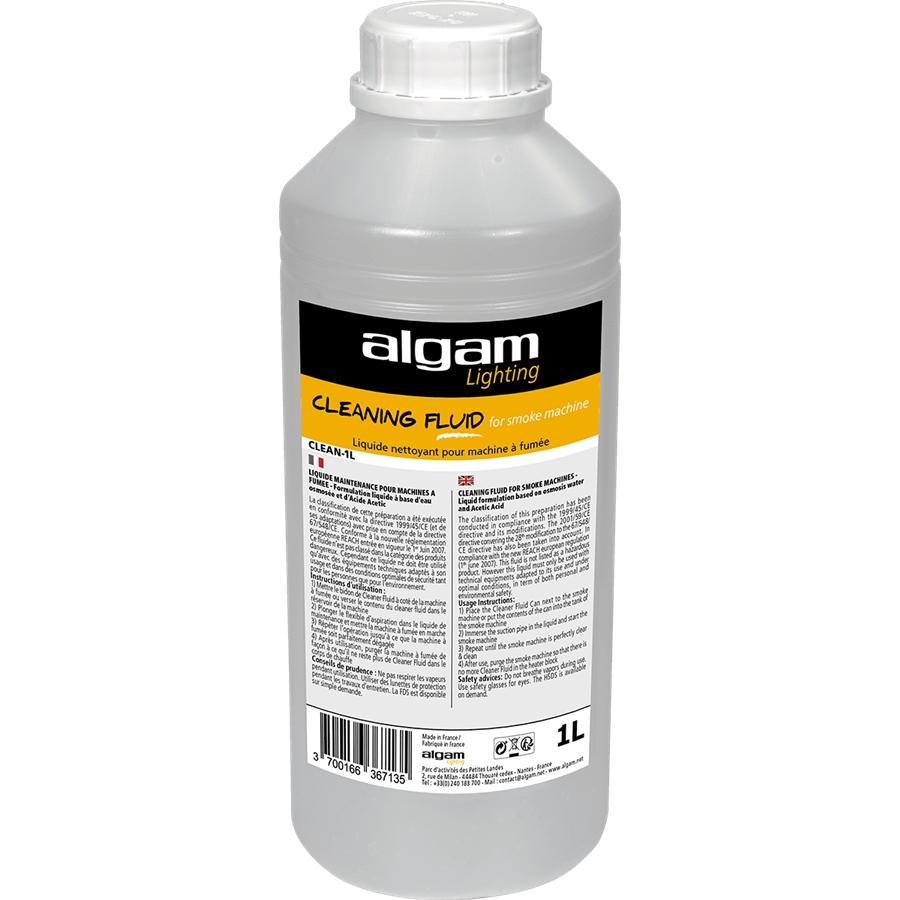 ALGAM CLEAN-1L LIQUIDO PULIZIA MACCHINA DEL FUMO 1L