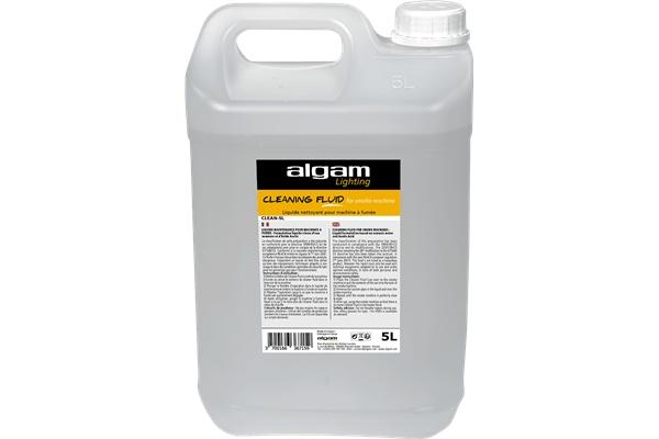 ALGAM CLEAN-5L LIQUIDO PULIZIA MACCHINA DEL FUMO 5L