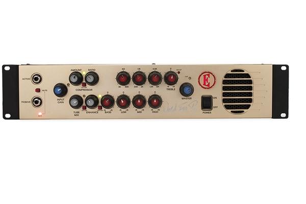 Eden WTP600 - Testata 600W con dual tube preamp