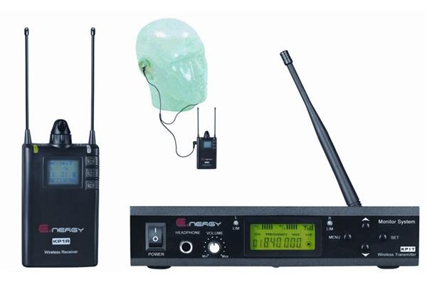 Energy KP1R/KP1T Sistema in-ear monitor