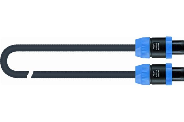Quik Lok S/347-10PN Cavo di connessione per casse amplificate - Bassi Accessori - Cavi Audio e Adattatori