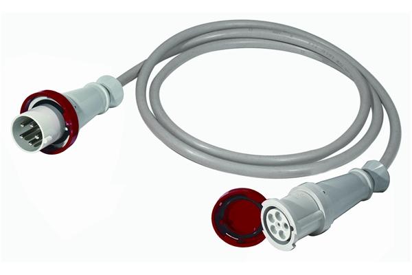Quik Lok S/1256-20 Prolunga di alimentazione elettrica. 20 metri