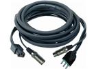 Quik lok S/290-5 cavo audio/rete da 5 metri