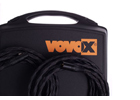 Vovox LINK DIRECT S - bilanciato non schermato - coppia con case 2x1000 cm