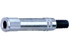 Quik lok F/145 jack 6.3 stereo femmina in metallo
