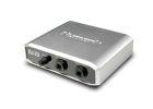 Numark DJ I/O: scheda audio USB 2.0, 2 stereo out RCA, Mic in, uscita cuffie