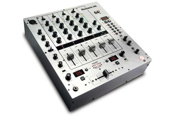 Mixer per DJ Numark M8 MIXER DJ