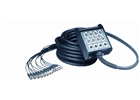 Quik lok Box/605-20k stage box audio system