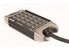 Quik lok Box/636-10k stage box audio system