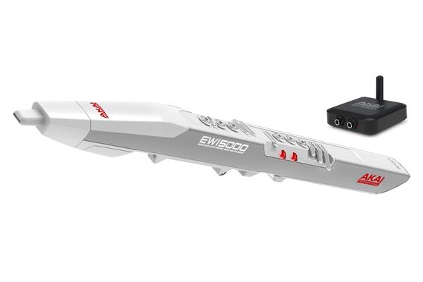Akai Professional EWI 5000 WHITE - Strumenti A Fiato Strumenti a Fiato - Altri Strumenti a Fiato