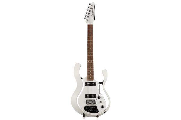 Vox VSS-1P-WH-MH Starstream Type 1 Plus Mahogany White - Chitarre Chitarre - Elettriche