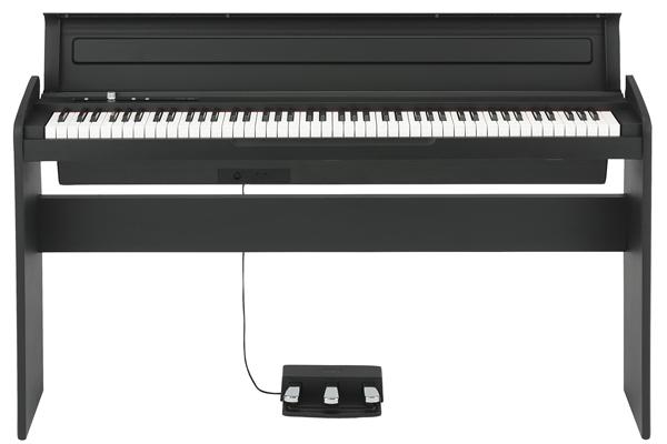 Korg LP-180 BK - Tastiere Pianoforti Digitali