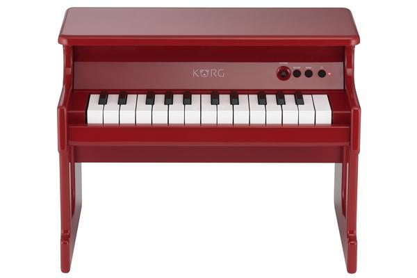 Korg tinyPIANO Digital Toy Piano rosso