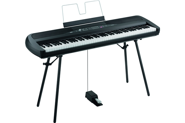 Korg SP-280-BK PIANO STAGE - Tastiere Pianoforti Digitali