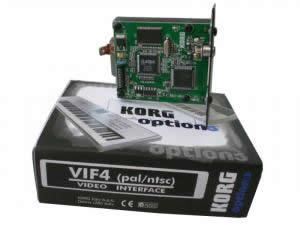 Korg VIF4